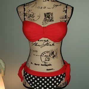 New Pinup Inspired Boutique Bikini